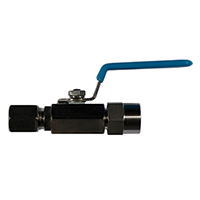 Ball Valve One-piece - 2 way